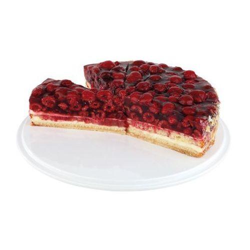 Taca okrągła do ciast i tortów z melaminy | śr. 310x(H)40mm | różne kolory