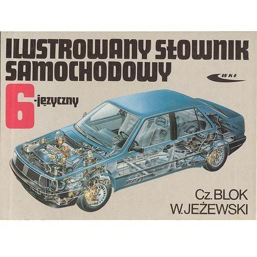 Ilustrowany słownik samochodowy 6-języczny (2012)