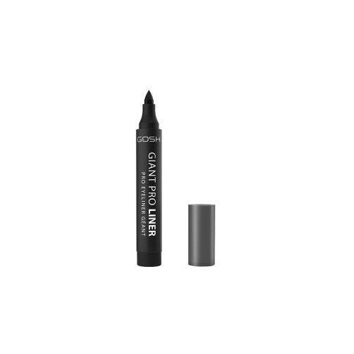 Gosh Giant Pro, eyeliner w pisaku, blacker than black, 2,5g