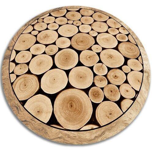 Modny uniwersalny dywan winylowy Modny uniwersalny dywan winylowy przekrój pnia