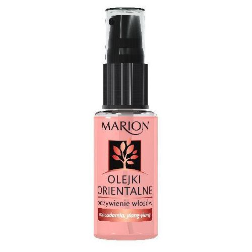 Marion Olejki Orientalne- odżywienie włosów 30ml - MARION