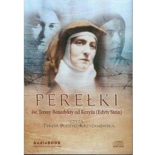 Perełki św. Teresy Benedykty od Krzyża (Edyty Stein). Książka audio CD MP3