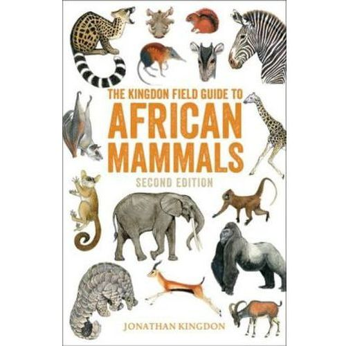 Field Guide to African Mammals, Kingdon Jonathan