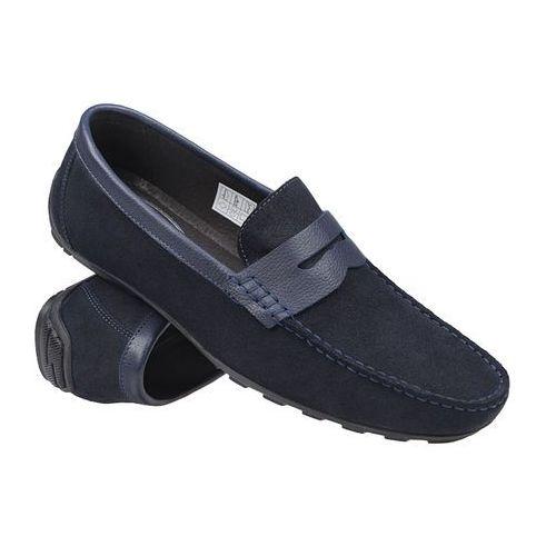 df5df3ca ... Mokasyny buty wsuwane 4923 granatowe marki Krisbut 237,90 zł Krisbut  4923-3-9 Granat » · Kmk Półbuty mokasyny buty komunijne wizytowe 160 czarne  n ...