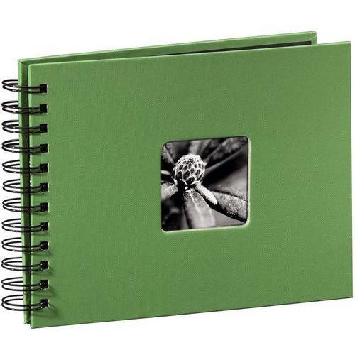 Album HAMA Fine Art Czarne kartki 50 stron Zielony (24X17 cm)