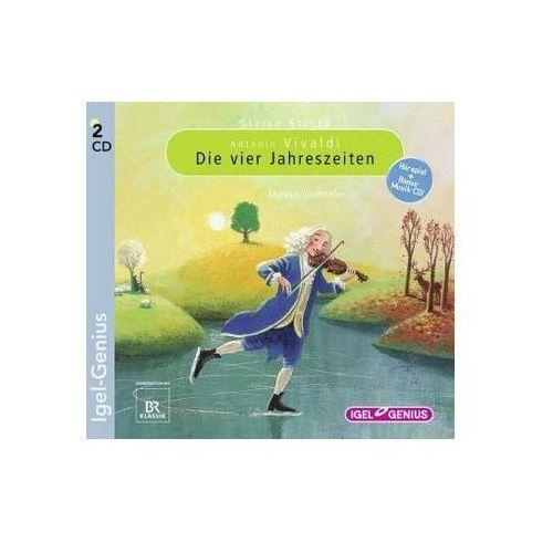Vanhoefer, markus Die vier jahreszeiten (9783893533503)