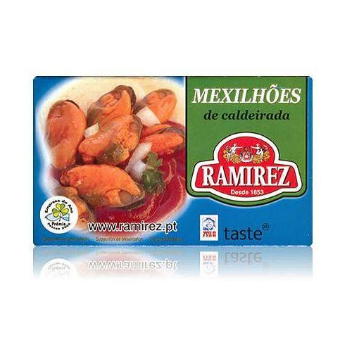 Małże duszone po portugalsku Ramirez 118g (5601010271005)