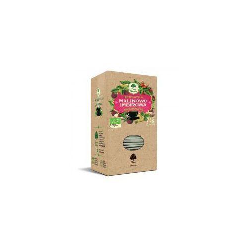Herbata Malinowo - Imbirowa BIO fix 25*3g DARY NATURY (5903246861518)