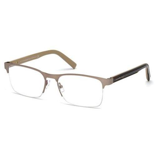 Okulary korekcyjne ez5023 035 marki Ermenegildo zegna