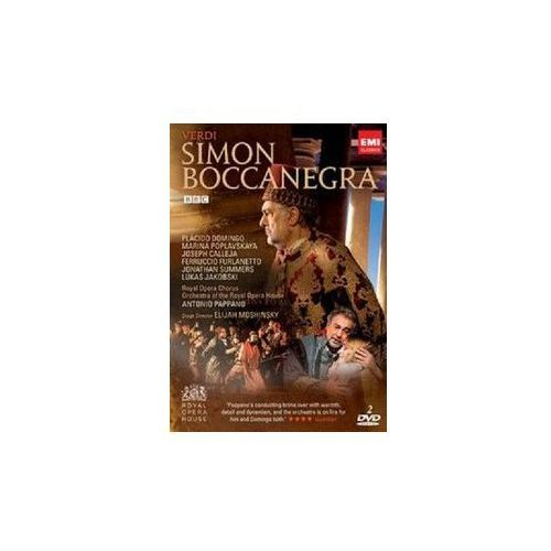 Simon Boccanegra - Live From The Royal Opera (5099991782595)
