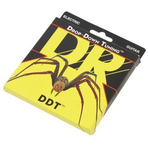 Dr ddt-10/60 drop-down tuning struny do gitary elektrycznej drop 10-60