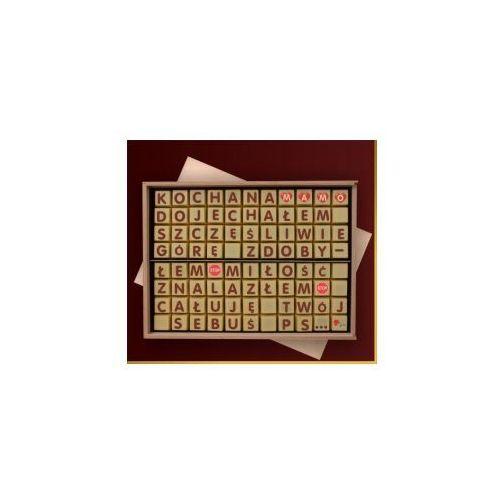 Czekoladki List z czekoladkami