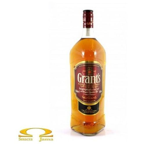 William grant & sons Whisky grant's 1,5l