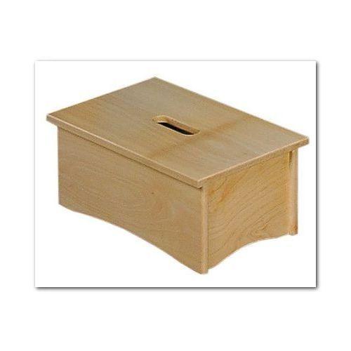 Schodek drewniany marki Habys