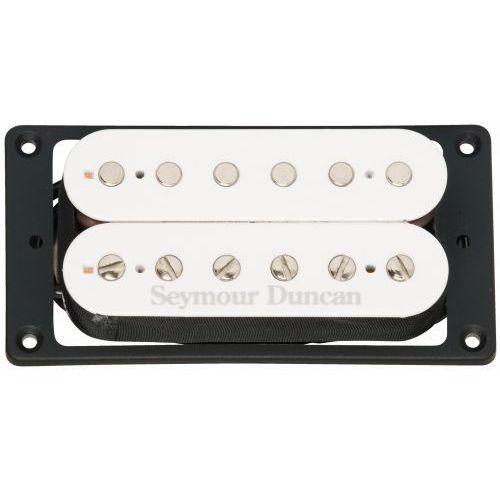 Seymour Duncan TB-6 WH Duncan Distortion Trembucker przetwornik do gitary elektrycznej, kolor biały