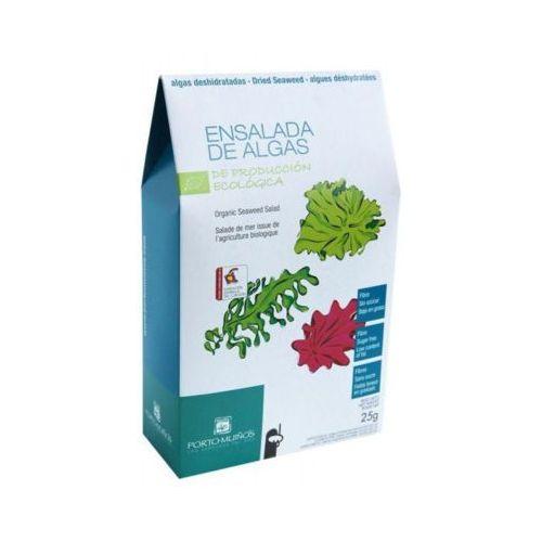 25g wodorosty sałatkowe suszone mix bio marki Porto muinos