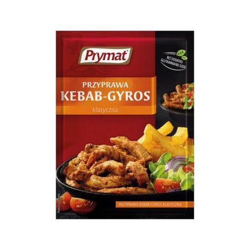 Prymat 30g przyprawa kebab-gyros