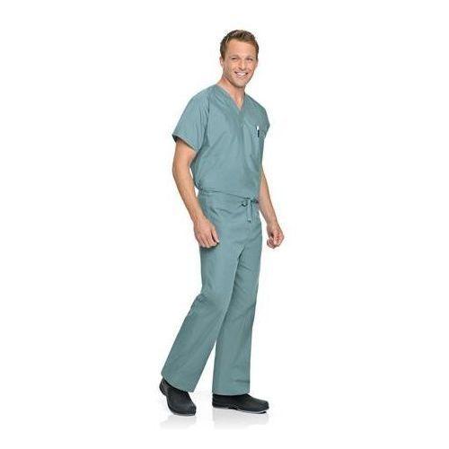 Uniwersalne (unisex) spodnie medyczne Landau 7602 - TEAL S (odzież medyczna)