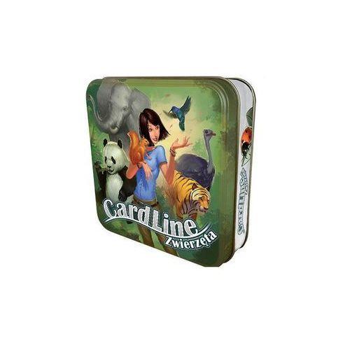 Rebel wydawnictwo Cardline zwierzęta gra karciana rodzinna nowość (3558380024040)