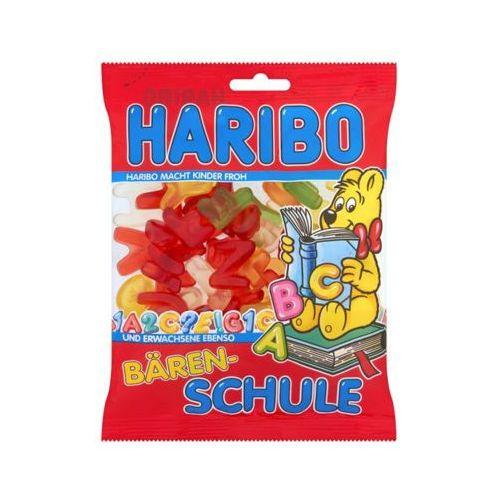 HARIBO 200g Baren-Schule Niemieckie Żelki owocowe