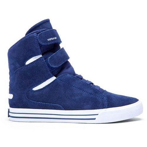Buty - society ii blue nights-white (bnt) rozmiar: 40.5 marki Supra