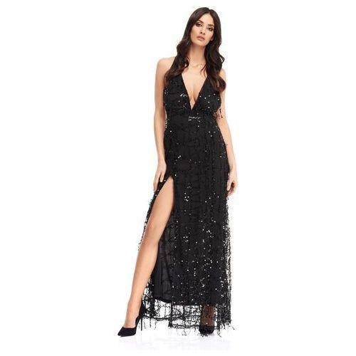 Sukienka Medea w kolorze czarnym, kolor czarny