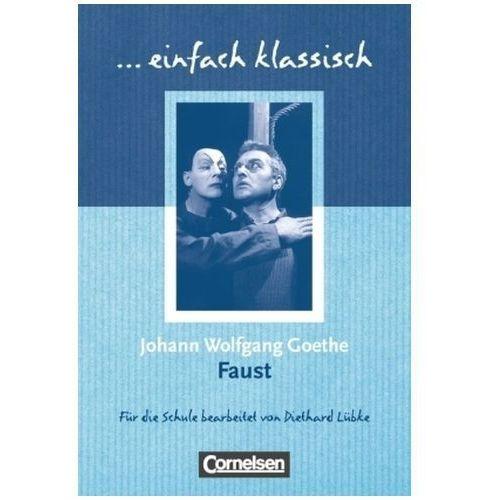 Johann W. von Goethe, Diethard Lübke - Faust (9783464609460)