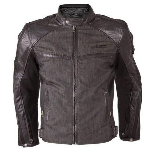 W-tec Męska kurtka motocyklowa flipside, matt.czarny, 2xl