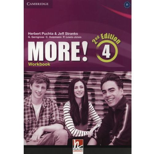 More! 4 Workbook (94 str.)