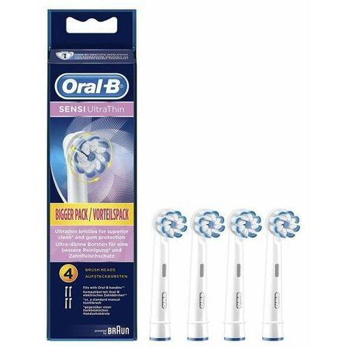 Oral-b Końcówki do szczoteczki eb 60-4 sensi ultrathin ultracienkie włókna   nowość (4210201176688)