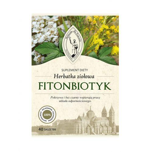 Herbarium św. franciszka Herbatka ziołowa fitonbiotyk darmowa dostawa od 65 zł (5901691470101)