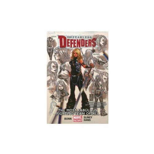 Fearless Defenders Volume 2: The Most Fabulous Fighting Team Of All (marvel Now) (9780785168492)
