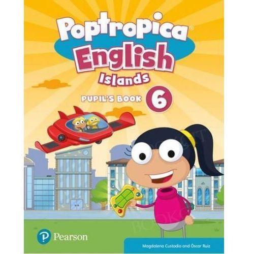 Poptropica English Islands 6. Pupils Book + Online World Access Code - książka