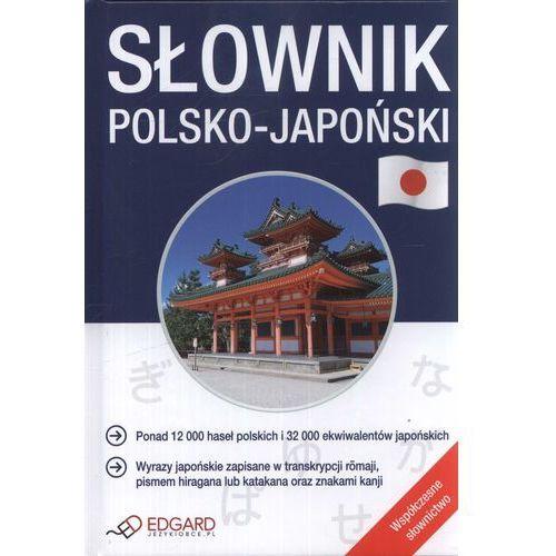 Słownik polsko-japoński (440 str.)