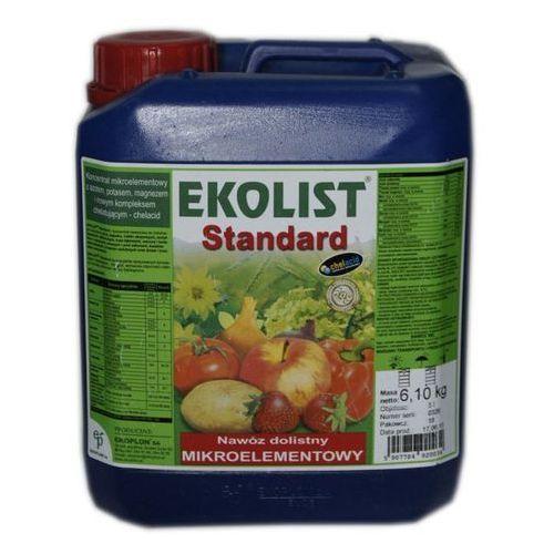 Ekolist standard nawóz wieloskładnikowy 5l marki Ekoplon
