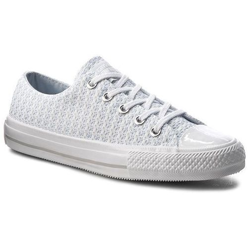 Trampki - ctas gemma ox 555877c porpoise/white/mouse, Converse, 36-41