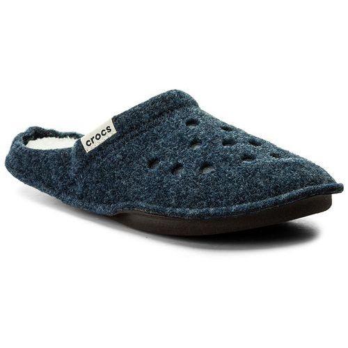 Kapcie - classic slipper 203600 nautical navy/oatmeal, Crocs, 36.5-46.5