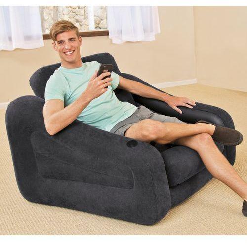 Intex Rozkładany fotel - materac 107x221x66 cm 68565