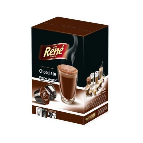 dolce gusto chocolate - 16 sztuk marki Rene