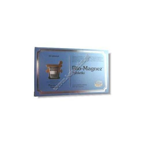 BIO-MAGNEZ 0,2g x 30 tabletek z kategorii Witaminy i minerały