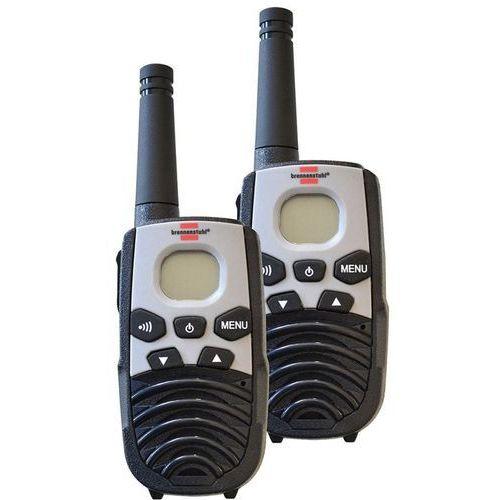 Brennenstuhl PMR Walkie-talkie TRX 3500, 2 szt., 5km, 1290940 (4007123632725)