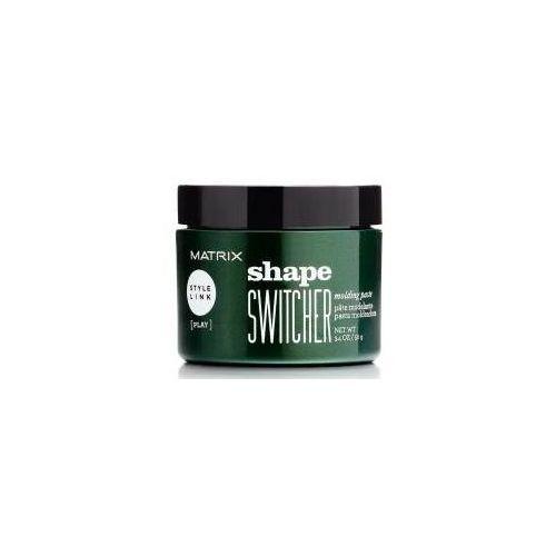 1a47de2d0b9a28 shape switcher, pasta modelująca, 50g marki Matrix 32,50 zł Pasta modelująca  Matrix Style Link Play przeznaczona jest do każdego typu włosów.