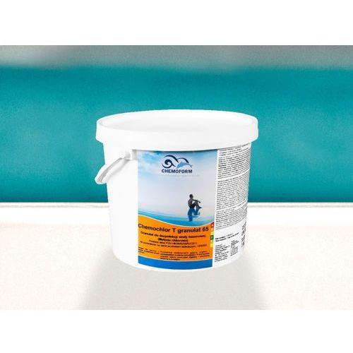 Chemia basenowa chemochlor t granulat 3kg chlor szok