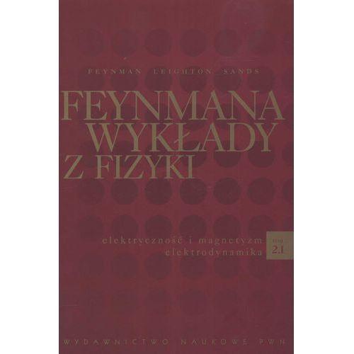 Feynmana wykłady z fizyki tom 2 część 1, oprawa twarda