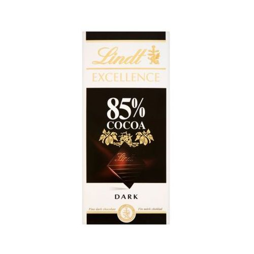 LINDT 100g Excellence 85% Cacao Czekolada