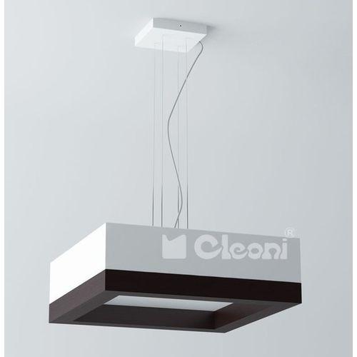 lampa wisząca AMUR 40 3x60W E27 czarny mat ŻARÓWKI LED GRATIS!, CLEONI 1306W41E116+