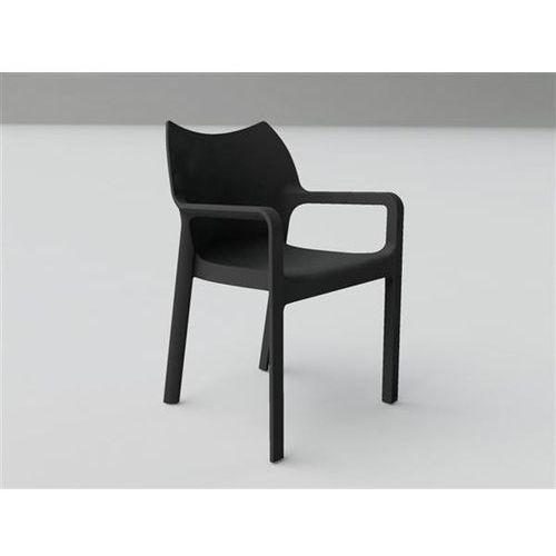 Krzesło Dionisio - czarny (8411344607152)