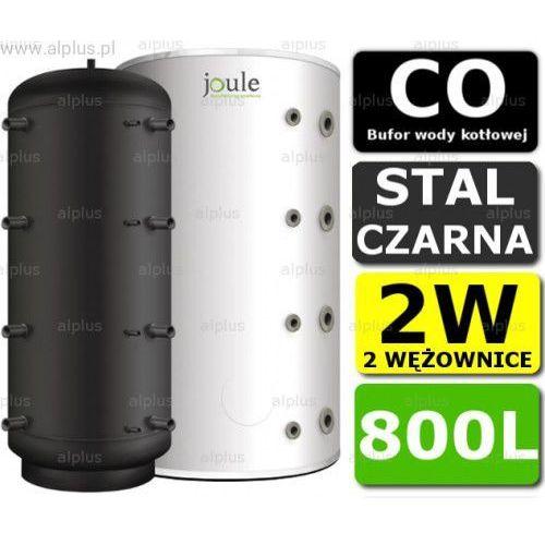 Joule Bufor 800l 2w zbiornik buforowy akumulacyjny co z 2 wężownicami wysyłka gratis!