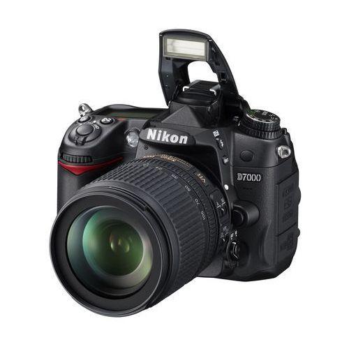 D7000 marki Nikon - lustrzanka cyfrowa