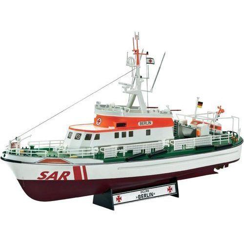 Model statku do sklejania 05211, seenotkreuzer berlin, 1:72 marki Revell